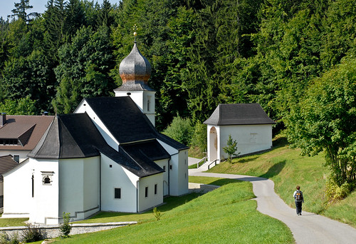 Pilgrimage Church St. Wolfgang, Upper Austria