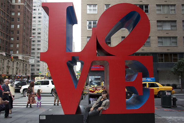 0922 - Love by Robert Indiana