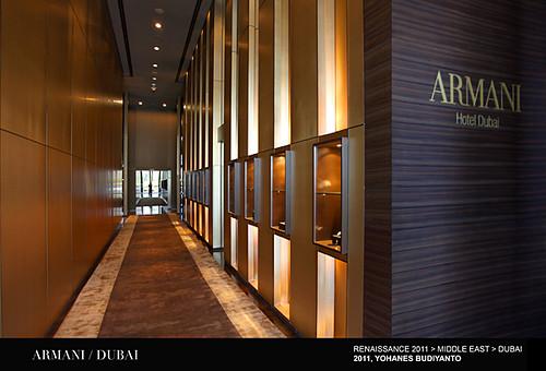 Armani Hotel Dubai The Lobby Armani Galleria
