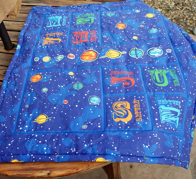 Solar System Fabric Pattern (page 2) - Pics about space