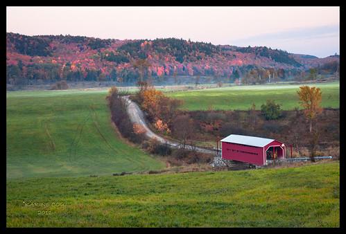 bridge nature landscape nikon scenery chelsea quebec tranquility québec pont paysage paysages tranquilité iamcanadian crossloop d90 nikond90 naturewatcher paysagesduquébec karinecou xkine