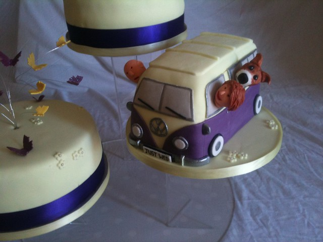 Cake Art By Liza Wv : Flickriver: Random photos from Amazing Car Cakes! pool