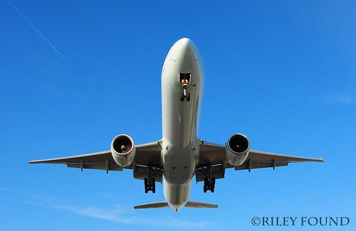 Air Canada Boeing 777 - YYZ