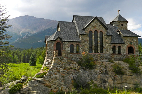 St. Malo's Chapel, Allenspark, Colorado