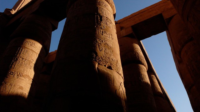 Karnak Temple, LUXOR (Egypt)
