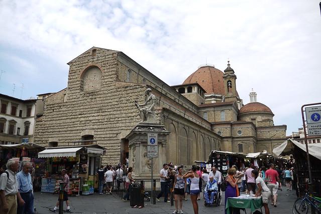 Basilica di San Lorenzo 聖羅倫佐教堂
