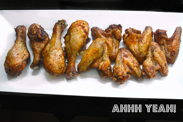 peppery chicken wings | Flickr - Photo Sharing!