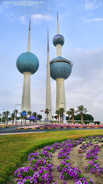 Kuwait Towers | Flickr - Photo Sharing! All Sizes Water Towers Kuwait Photos