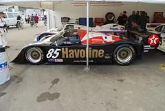 Porsche 956/962 Group C endurance racer