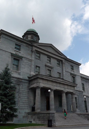 McGill University - Arts Building