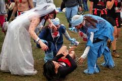 Zombie Triple Attack