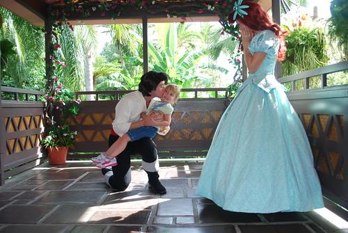Prince Eric & Ariel