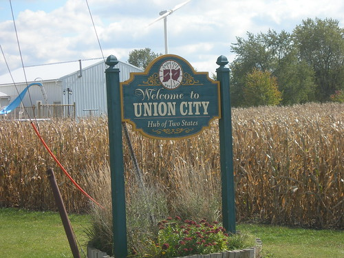 Welcome to Union City, Indiana