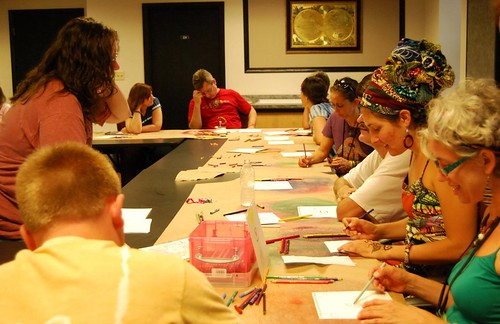 2011 Rhythm Renewal Mandala Workshop