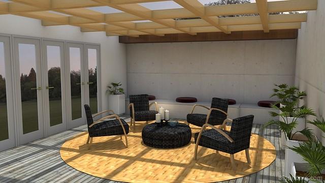 Decoraci n de terrazas y balcones blophome 2011 flickr - Terrazas y balcones ...