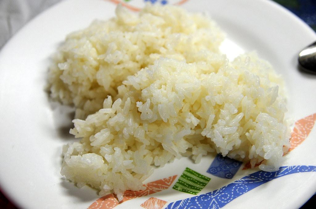 泰國小館 - 白飯