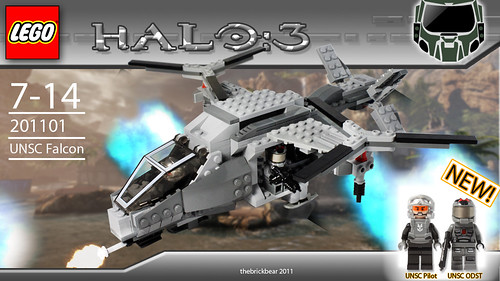 Flickriver most interesting photos from halo reach - Lego spartan halo ...