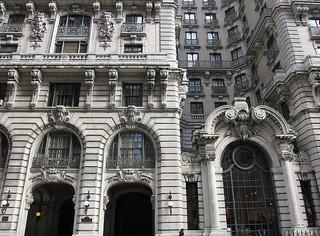 Image of The Ansonia. newyork upperwestside ansonia beauxarts