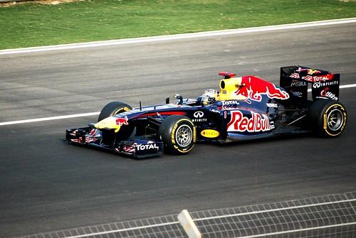 Sebastian Vettel ( Indian GP)