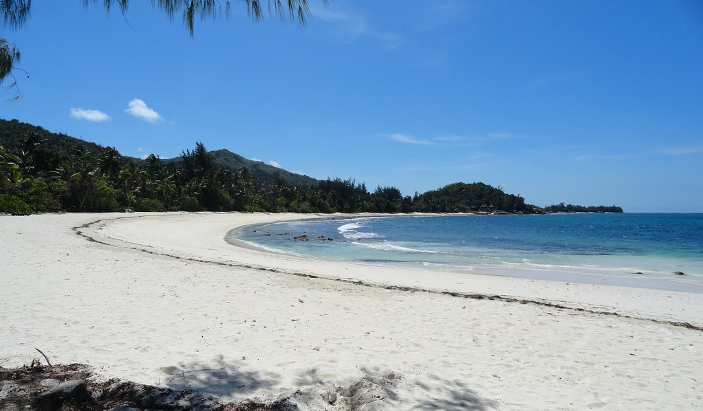 Grande Anse Kerlan, Praslin Island, Seychelles