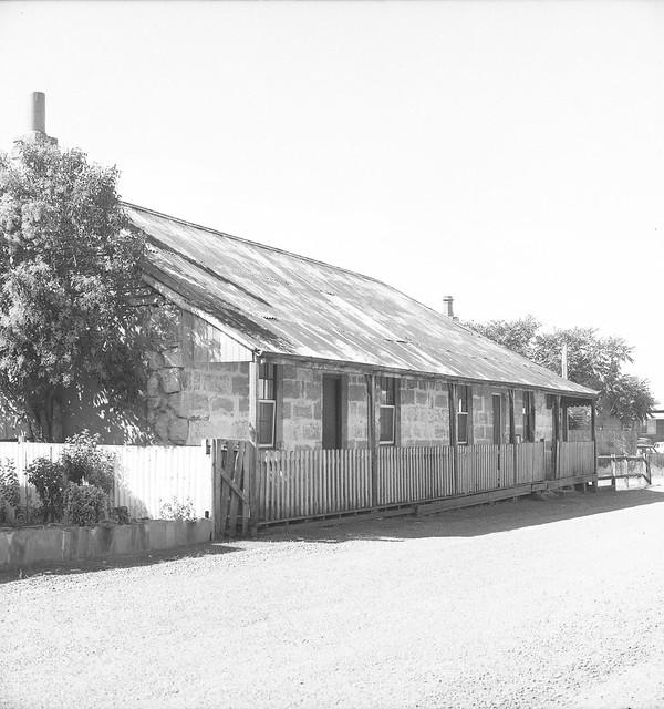 East Maitland Australia  city pictures gallery : Caroline Chisholm's Barracks, East Maitland, NSW, Australia, 1977 ...