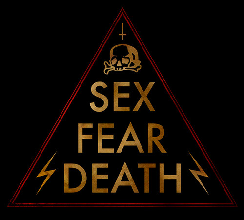 Sex Fear Death by Jorden Haley