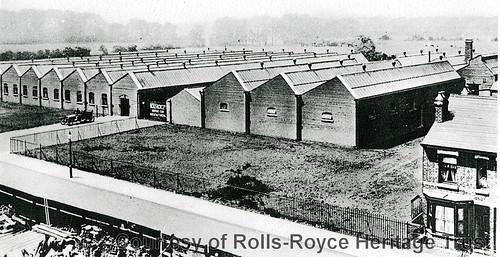 Rolls-Royce Motor Works Derby 1910