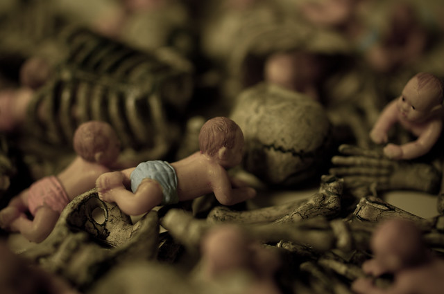 Babies and the bones