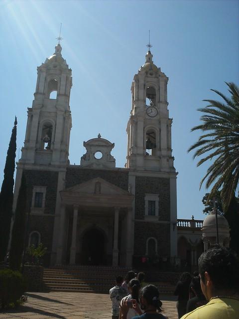 Templo de Capilla de Milpillas, Jalisco