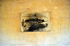 La foto del que van trobar les tropes de Vietnam al entrar a Tuol Sleng
