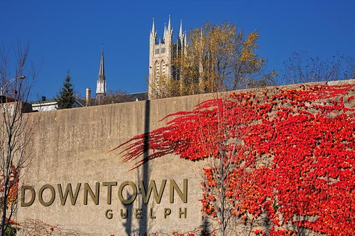 Guelph - Downtown by Alan Norsworthy