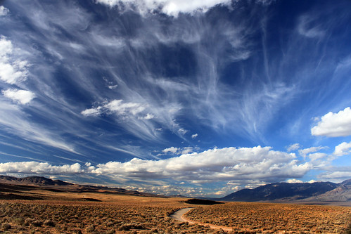 california sky nature clouds canon landscape scenic bishop easternsierra inyocounty