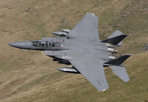 97-0221 F-15E Strike Eagle
