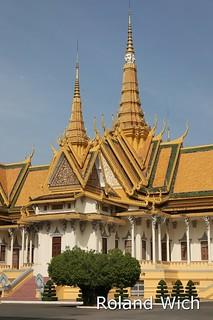 Phnom Penh - Silver Pagoda