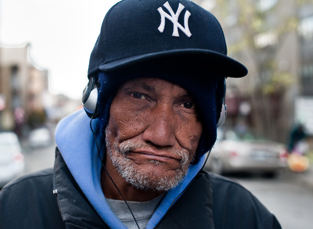 Miguel: Mott Haven, Bronx