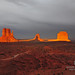 Magic time at Monument Valley by Jeff_Whitford