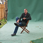 Will Self | Will Self in photography corner
