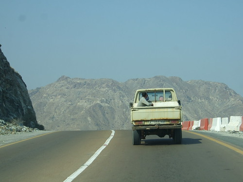 Roadtrip to Dibba