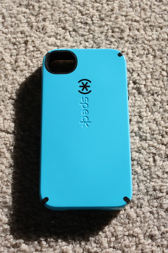 speck iPhone 4S Pirate's Cove Teal candyshell case