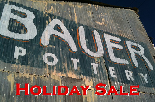 Holiday Sale - Showroom Sign