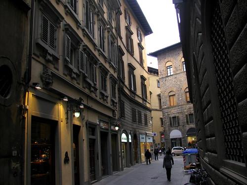 Calles por Florencia