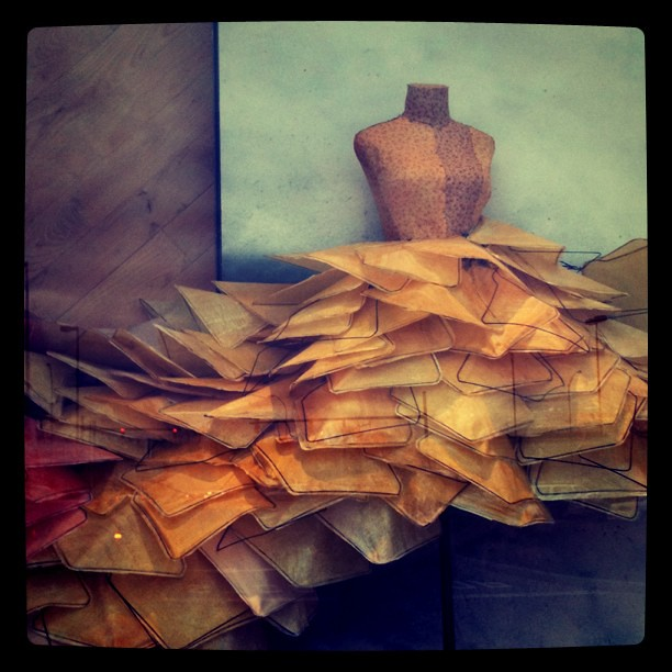 Instagram - Anthropologie window display