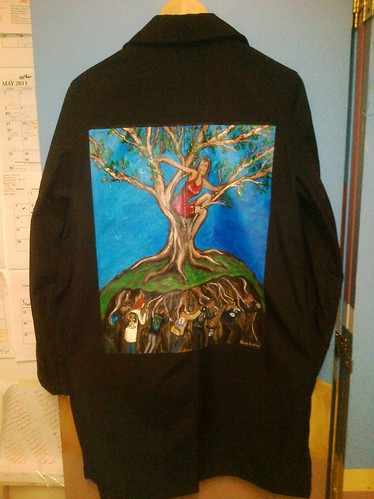 Alex Albin's Jacket: The Sycamore Tree