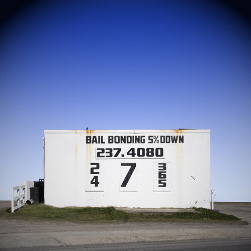 Gerard Wilson, Bail Bonding, 2007
