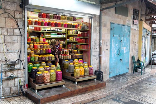 Pickle Store in the Souq