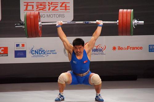 【WWC2011】 MEN 77kg B の写真