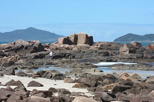 Praia da Pinheira - Palhoça SC