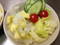 朝食サラダ(2011/11/27)