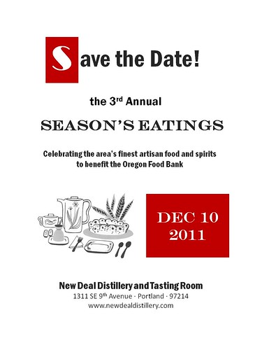 Seasons Eatings Portland Holiday Market @ New Deal Distillery