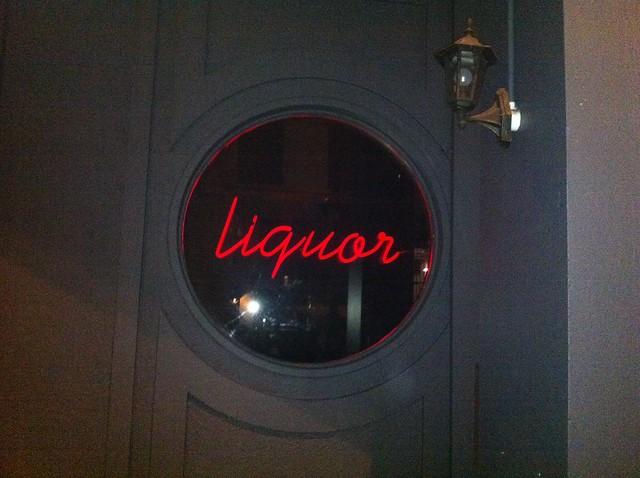 MEATliquor - liquor